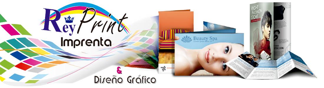 ReyPrint Imprenta & Diseño Gráfico