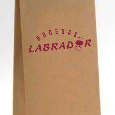 Bolsas de papel para Bodegas Labrador