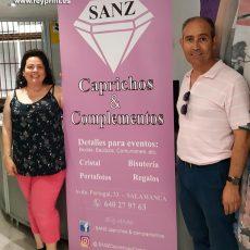 Roll up para Sanz Caprichos y Complementos