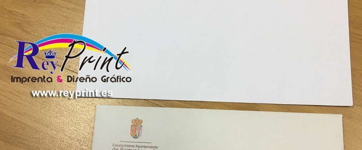 Sobres para el Ayuntamiento de Barruecopardo