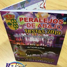 Libro de fiestas de Peralejos de Abajo 2019