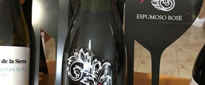 Etiqueta para vino espumoso Rufete Ancestral