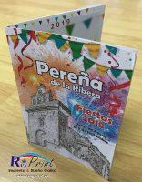 Libro de fiestas de Pereña de la Ribera 2019